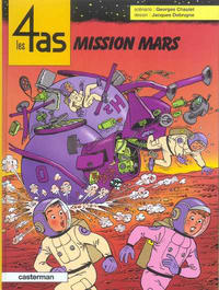 Cover Thumbnail for Les 4 as (Casterman, 1964 series) #42