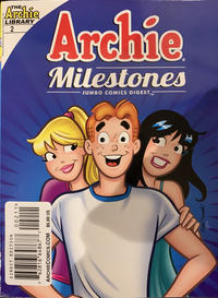 Cover Thumbnail for Archie Milestones Jumbo Comics Digest (Archie, 2019 series) #2