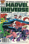 Cover for The Official Handbook of the Marvel Universe (Marvel, 1985 series) #8 [Canadian]