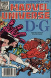 Cover Thumbnail for The Official Handbook of the Marvel Universe (1983 series) #4 [Canadian]