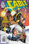 Cover for Cable (Marvel, 1993 series) #30 [Newsstand]