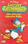 Cover for Lustiges Taschenbuch (Egmont Ehapa, 1967 series) #116 - Ohne Netz und doppelten Boden [6.50 DEM]