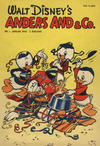 Cover for Anders And & Co. (Egmont, 1949 series) #1/1950