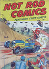 Cover for Hot Rod Comics (Arnold Book Company, 1951 ? series) #6