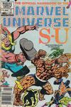 Cover Thumbnail for The Official Handbook of the Marvel Universe (1983 series) #11 [Canadian]