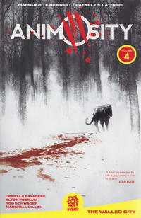 Cover Thumbnail for Animosity (AfterShock, 2017 series) #4 - Power