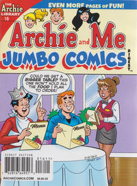 Cover Thumbnail for Archie and Me Comics Digest (Archie, 2017 series) #16