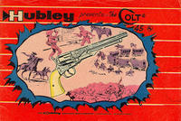 Cover Thumbnail for Hubley Presents the Colt .45 (American Comics Group, 1958 series)