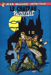 Cover Thumbnail for Valhardi (Dupuis, 1943 series) #3 - Le château maudit