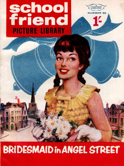 Cover for School Friend Picture Library (Amalgamated Press, 1962 series) #35