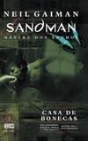 Cover for Sandman - Mestre dos Sonhos (Levoir, 2016 series) #2 - Casa de Bonecas