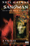 Cover for Sandman - Mestre dos Sonhos (Levoir, 2016 series) #11 - A Vigília