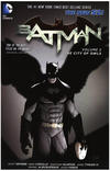 Cover for Batman (DC, 2013 series) #2 - The City of Owls