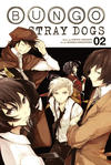 Cover for Bungo Stray Dogs (Yen Press, 2016 series) #2