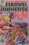 Cover Thumbnail for The Official Handbook of the Marvel Universe (1983 series) #6 [Canadian]