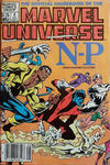 Cover Thumbnail for The Official Handbook of the Marvel Universe (1983 series) #8 [Canadian]