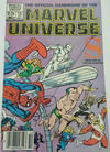 Cover Thumbnail for The Official Handbook of the Marvel Universe (1983 series) #10 [Canadian]