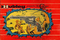 Cover Thumbnail for Hubley Presents the Colt.38 (American Comics Group, 1958 series)