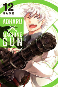 Cover Thumbnail for Aoharu X Machinegun (Yen Press, 2016 series) #12