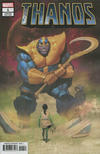 Cover Thumbnail for Thanos (2019 series) #1 [Ariel Olivetti]