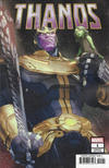 Cover Thumbnail for Thanos (2019 series) #1 [Gerald Parel]