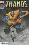 Cover Thumbnail for Thanos (2019 series) #1 [Ariel Olivetti 'C2E2 PX Exclusive Variant']