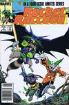 Cover Thumbnail for Rocket Raccoon (1985 series) #2 [Newsstand]