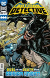 Cover for Detective Comics (DC, 2011 series) #1002