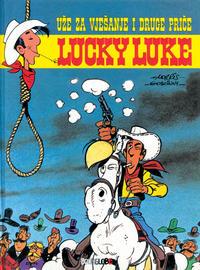 Cover Thumbnail for Lucky Luke (Bookglobe, 2003 series) #10 - Uže za vješanje i druge priče