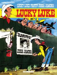 Cover Thumbnail for Lucky Luke (Bookglobe, 2003 series) #27 - Lucky Luke protiv Jossa Jamona