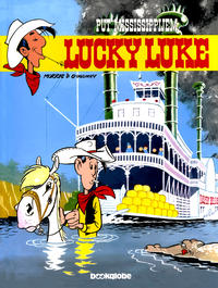 Cover Thumbnail for Lucky Luke (Bookglobe, 2003 series) #28 - Put Mississippijem