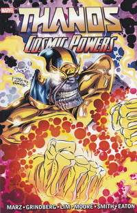 Cover Thumbnail for Thanos Cosmic Powers (Marvel, 2015 series)