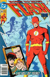 Cover Thumbnail for Flash (1987 series) #65 [Newsstand]