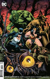 Cover Thumbnail for Justice League Dark (2018 series) #10 [Kelley Jones Variant Cover]