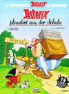 Cover for Asterix (Egmont Ehapa, 1968 series) #32 - Asterix plaudert aus der Schule [1. Auflage]