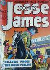 Cover for Jesse James Comics (Thorpe & Porter, 1952 series) #2