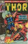 Cover Thumbnail for Thor (1966 series) #306 [British]