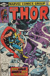 Cover for Thor (Marvel, 1966 series) #308 [Direct]