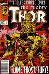 Cover for Thor (Marvel, 1966 series) #425 [Newsstand]