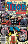 Cover for Thor (Marvel, 1966 series) #415 [Newsstand]