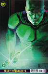 Cover Thumbnail for DC's Year of the Villain Special (2019 series) #1 [Alex Maleev Lex Luthor Variant Cover]