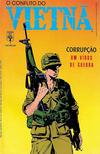 Cover for O Conflito do Vietnã (Editora Abril, 1988 series) #1