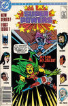 Cover Thumbnail for Super Powers (1986 series) #1 [Newsstand]