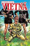 Cover for O Conflito do Vietnã (Editora Abril, 1988 series) #7