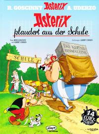 Cover Thumbnail for Asterix (Egmont Ehapa, 1968 series) #32 - Asterix plaudert aus der Schule [1. Auflage]
