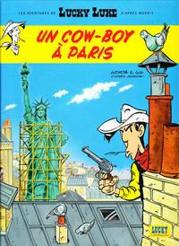 Cover Thumbnail for Les aventures de Lucky Luke d'après Morris (Lucky Comics, 2004 series) #8 - Un cow-boy à Paris