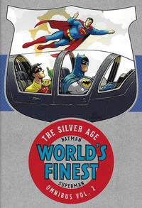 Cover Thumbnail for Batman and Superman in World's Finest: The Silver Age Omnibus (DC, 2016 series) #2