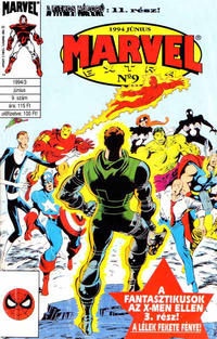 Cover Thumbnail for Marvel Extra (Semic Interprint, 1993 series) #9
