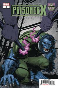 Cover Thumbnail for Age of X-Man: Prisoner X (Marvel, 2019 series) #3