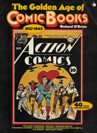 Cover Thumbnail for The Golden Age of Comic Books (Random House, 1977 series)